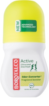 Borotalco Active Citrus & Lime Roll-On Deodorant  48h