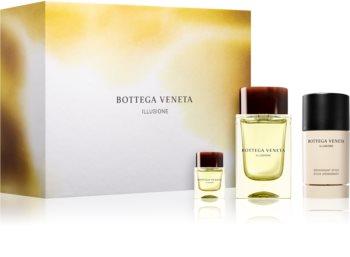 Bottega Veneta Illusione set cadou II. pentru bărbați
