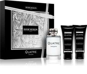 Boucheron Quatre Gift Set I. for Men