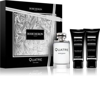 Boucheron Quatre подарочный набор I. для мужчин