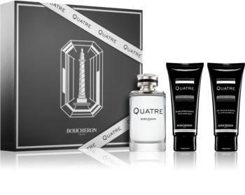 Boucheron Quatre Gift Set  I. voor Mannen