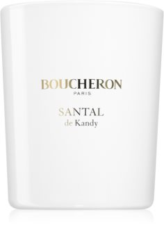 Boucheron Santal De Kandy scented candle