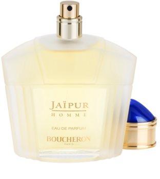 Boucheron Jaïpur Homme parfumovaná voda tester pre mužov 100 ml
