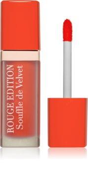Bourjois Rouge Edition Souffle de Velvet szminka w płynie