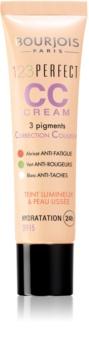 Bourjois 123 Perfect CC Crème voor Instante Perfecte Look
