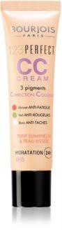 Bourjois 123 Perfect CC crème pour un look parfait immédiat