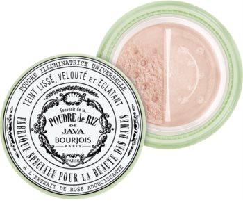 Bourjois Poudre de Riz de Java πούδρα για απορρόφηση της γυαλάδας (λιπαρότητας)
