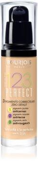 Bourjois 123 Perfect tekutý make-up pre perfektný vzhľad