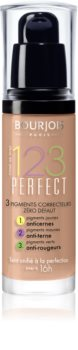 Bourjois 123 Perfect fond de ten lichid  pentru look perfect
