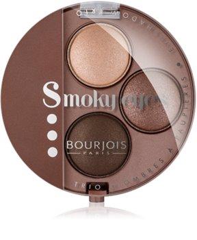 Bourjois Smoky Eyes oční stíny