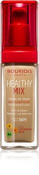 Bourjois Healthy Mix posvetlitveni vlažilni tekoči puder 16 ur