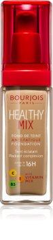 Bourjois Healthy Mix aufhellendes, feuchtigkeitsspendendes Foundation 16 h