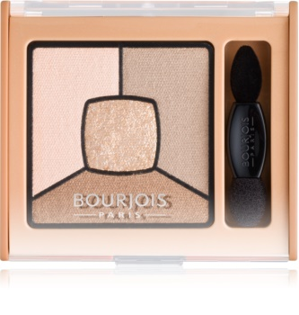 Bourjois Smoky Stories Palette mit rauchigen Lidschatten