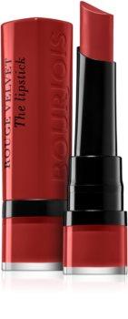 Bourjois Rouge Edition Velvet matný rúž