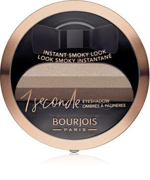Bourjois 1 Seconde oční stíny pro okamžité kouřové líčení