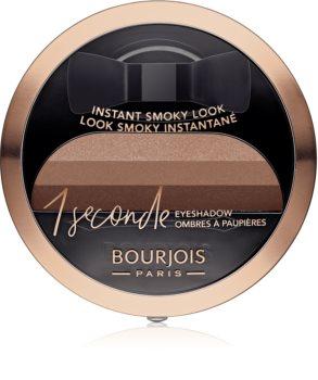 Bourjois 1 Seconde cienie do oczu zapewniające błyskawiczny efekt smokey eyes