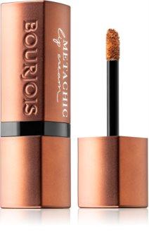 Bourjois Metachic Lip Cream mat šminka s kovinskim učinkom