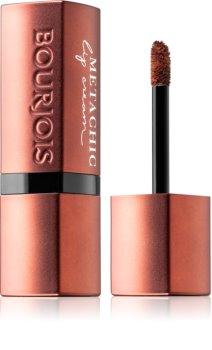 Bourjois Metachic Lip Cream ruj mat cu efect metalic