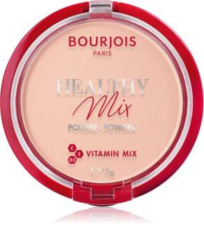 Bourjois Healthy Mix нежна пудра