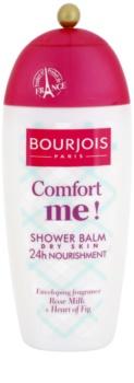 Bourjois Comfort Me! bálsamo de ducha nutritivo