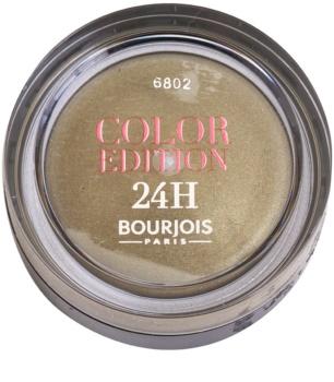 Bourjois Color Edition 24 h krémes, púderes szemhéjfestékek