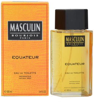Bourjois Masculin Equateur Eau De Toilette For Men Notino Co Uk