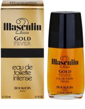 Bourjois Masculin Gold Fever eau de toilette pour homme