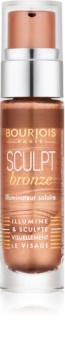 Bourjois Parisian Summer tekoči bronzer za osvetlitev kože