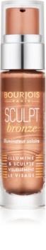 Bourjois Sculpt Bronze bronzer liquide pour une peau lumineuse
