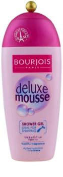 Bourjois Deluxe Mousse gel de ducha para el afeitado