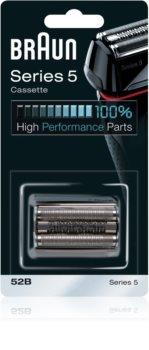 Braun Series 5 Cassette 52B резервни ножчета за електрическа машинка