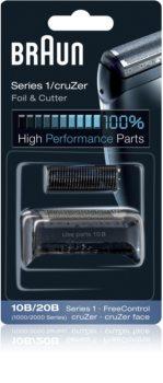 Braun Series 1  10B/20B CombiPack CruZer Foil & Cutter mrežica za brijaći aparat + oštrica