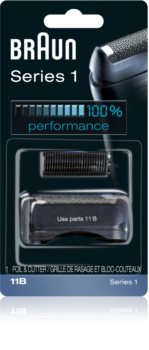 Braun Series 1  11B CombiPack Foil & Cutter folia i nożyki