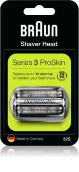 Braun Series 3  32S CombiPack Silver mrežica za brijaći aparat