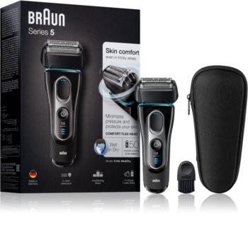 Braun Series 5 5145s Wet&Dry rasoir à grilles flottantes