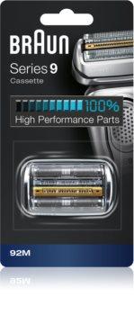 Braun Series 9 Combipack Casette 92M Scheerblad met Folie