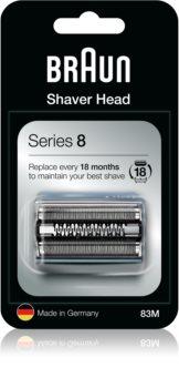 Braun Series 8 Cassette 83M borotvafej