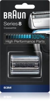 Braun Series 8 Cassette 83M Plansete