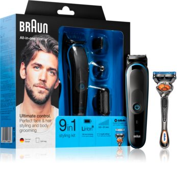 Braun All-In-One Trimmer MGK5080 tondeuse corps