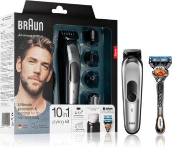 Braun Multi Groomer MGK7021 cortapelos para todo el cuerpo