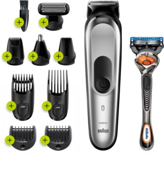 Braun MGK 7220 триммер для волос на любых участках тела