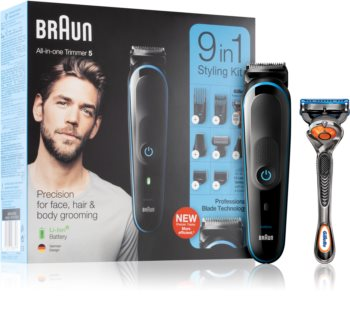 Braun All-In-One Trimmer MGK5280 Krops hårtrimmer