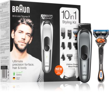 Braun All-In-One Trimmer MGK7221 тример за цялото тяло