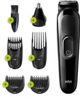Braun MGK3220 prirezovalnik za lase in brado
