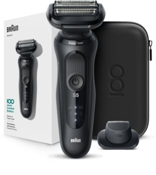 Braun Series 5 MBS5 Design Edition Foil Hair Trimmer Limited Edition