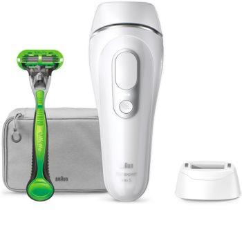 Braun Silk-expert Pro 5 PL5115 IPL IPL-system til at forebygge kropshårvækst til mænd