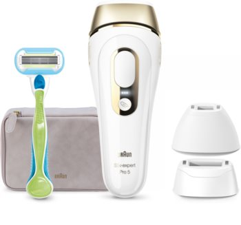 Braun Silk-expert Pro 5 PL5223 IPL IPL Epilator for Body, Face, Bikini Area and Underarms