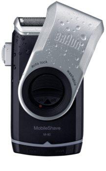 Braun MobileShave  M-90 maszynka do golenia w wersji podróżnej