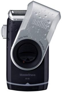 Braun MobileShave  M-90 компактна бритва для подорожей