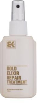 Brazil Keratin Gold soin à l'huile nutrition et hydratation